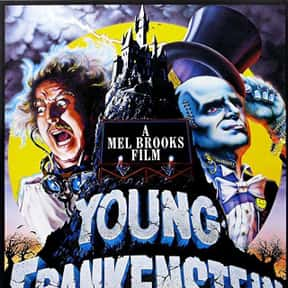 Young Frankenstein is listed (or ranked) 18 on the list The Absolute Funniest Movies Of All Time