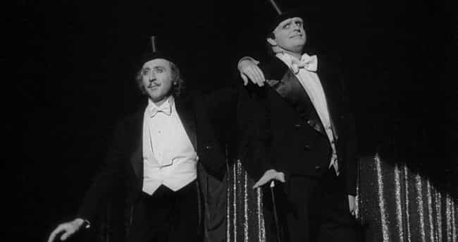 Young Frankenstein is listed (or ranked) 4 on the list The Best Musical Numbers In Movies That Aren't Musicals