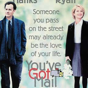 You've Got Mail is listed (or ranked) 16 on the list The Best Tom Hanks Movies