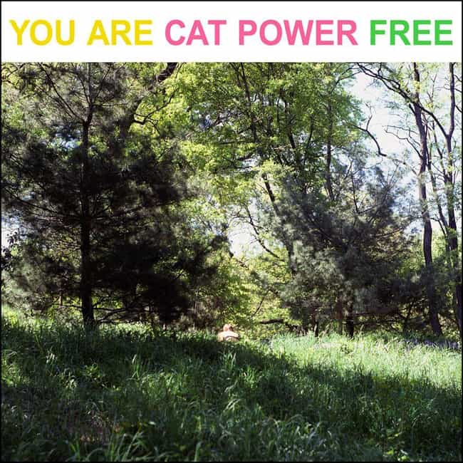 You Are Free is listed (or ranked) 2 on the list The Best Cat Power Albums, Ranked