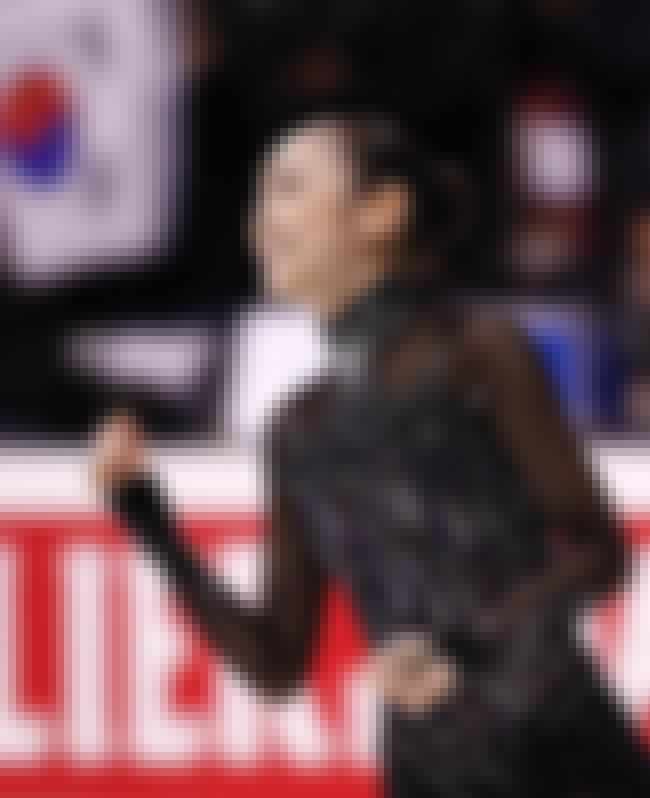 Kim Yuna is listed (or ranked) 1 on the list Famous Female Figure Skaters