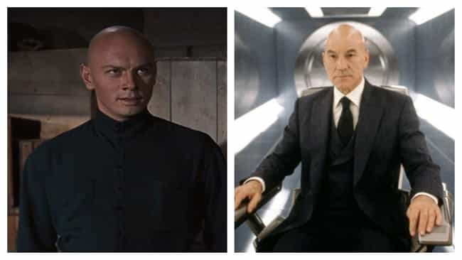 Yul Brynner is listed (or ranked) 4 on the list Old Hollywood Stars Who Would Be Perfect Casting For Modern Superheroes