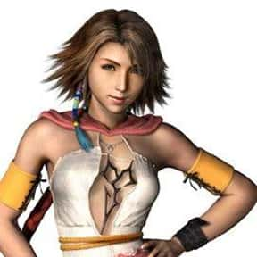 Yuna is listed (or ranked) 19 on the list The Hottest Video Game Vixens of All Time