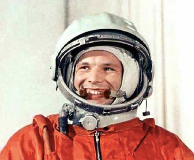 Yuri Gagarin is listed (or ranked) 3 on the list 30 Things People Had Achieved by Age 30