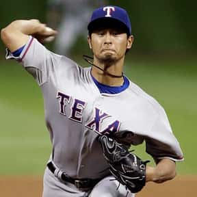 Yu Darvish is listed (or ranked) 25 on the list The Best Texas Rangers of All Time