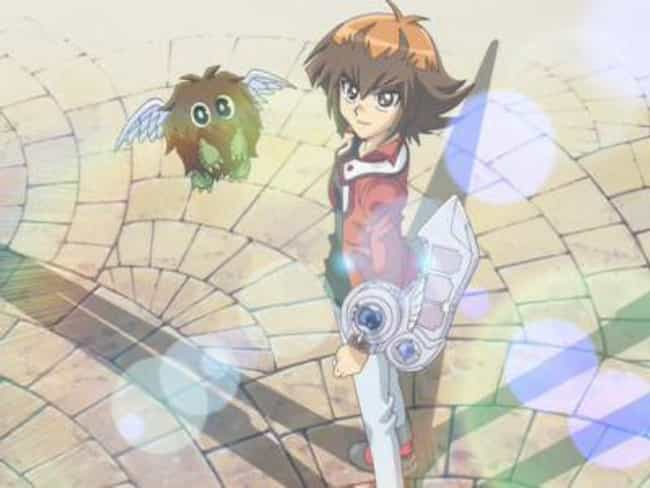 Yu-Gi-Oh! GX is listed (or ranked) 1 on the list The Best Anime Like Digimon