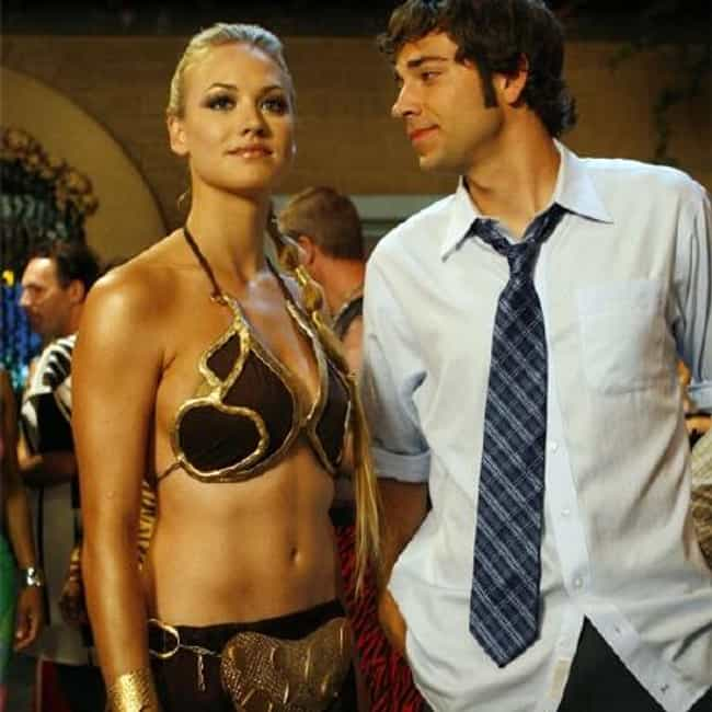 Yvonne Strahovski is listed (or ranked) 4 on the list The Hottest Slave Leias in Pop Culture History