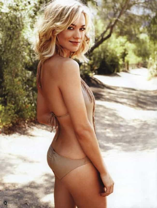 Yvonne Strahovski is listed (or ranked) 2 on the list The Most Stunning Australian Actresses