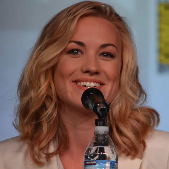 Yvonne Strahovski is listed (or ranked) 1 on the list Actresses Who Should Be Cast as Supergirl
