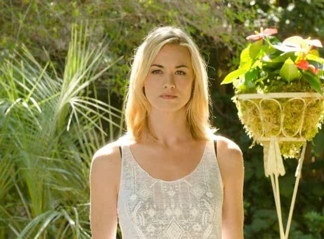 Yvonne Strahovski is listed (or ranked) 1 on the list The Hottest Women on Showtime Shows