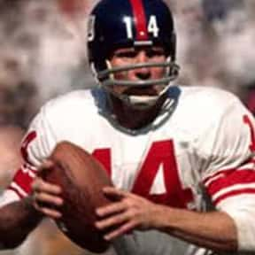 Y. A. Tittle is listed (or ranked) 11 on the list The Best Quarterbacks to Never Win a Super Bowl