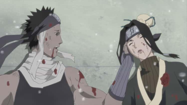 Zabuza Momochi - 'Naruto'