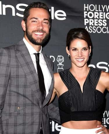 Zachary Levi is listed (or ranked) 1 on the list Missy Peregrym Loves and Hookups