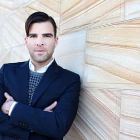 Zachary Quinto is listed (or ranked) 8 on the list Famous TV Actors from Italy