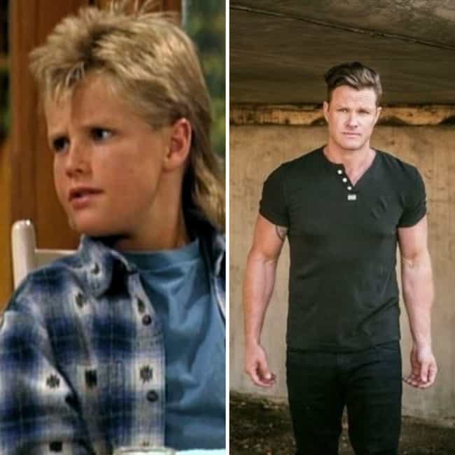Zachery Ty Bryan is listed (or ranked) 3 on the list Here's What The Cast Of 'Home Improvement' Looks Like Now