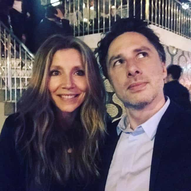 Zach Braff is listed (or ranked) 2 on the list Everyone Sarah Chalke Has Dated