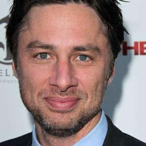 Zach Braff is listed (or ranked) 2 on the list Famous People Named Zach & Zachary