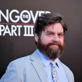 Zach Galifianakis is listed (or ranked) 11 on the list TV Actors from North Carolina