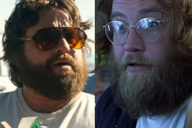 Zach Galifianakis is listed (or ranked) 3 on the list Who Would Star In A Modern Remake Of 'Titanic'?