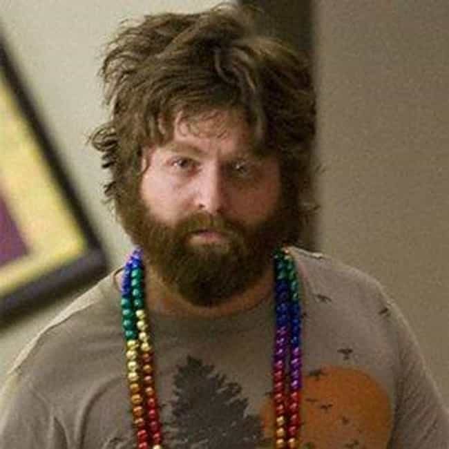 Zach Galifianakis is listed (or ranked) 4 on the list The Top 10 Funniest Bearded Comedians