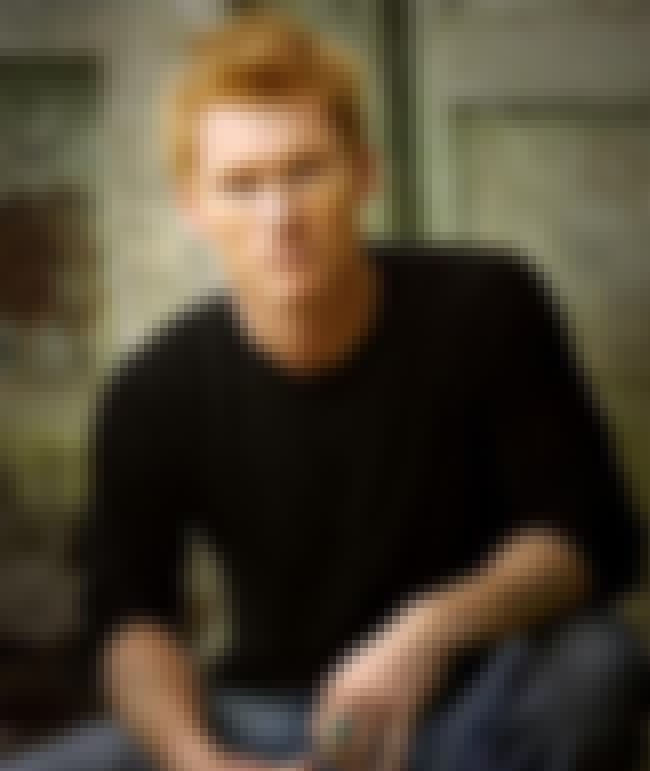 Zack Ward is listed (or ranked) 7 on the list The Hottest Male Redheads