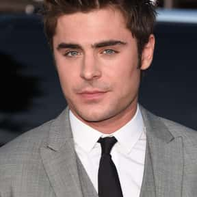 Zac Efron is listed (or ranked) 21 on the list Who Was America's Boyfriend in 2015?