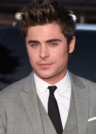 Zac Efron is listed (or ranked) 1 on the list 70+ Celebrities Who Have Almost Died