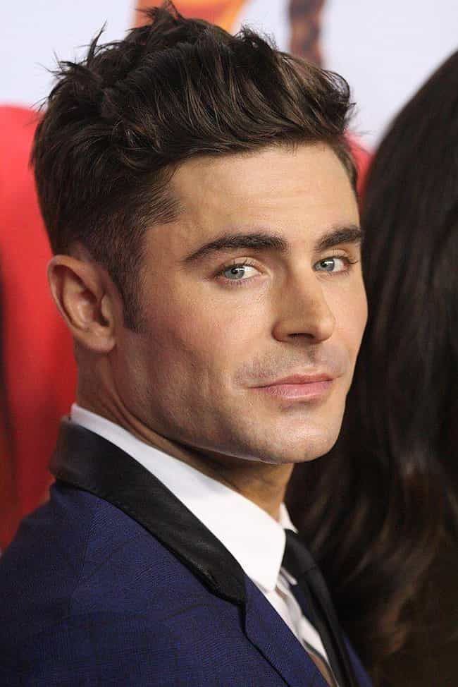 Zac Efron is listed (or ranked) 3 on the list Famous Libra Celebrities
