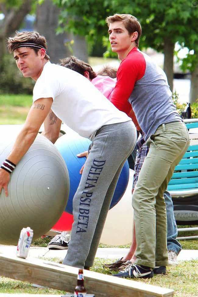 The Hottest Male Celebrity Butts