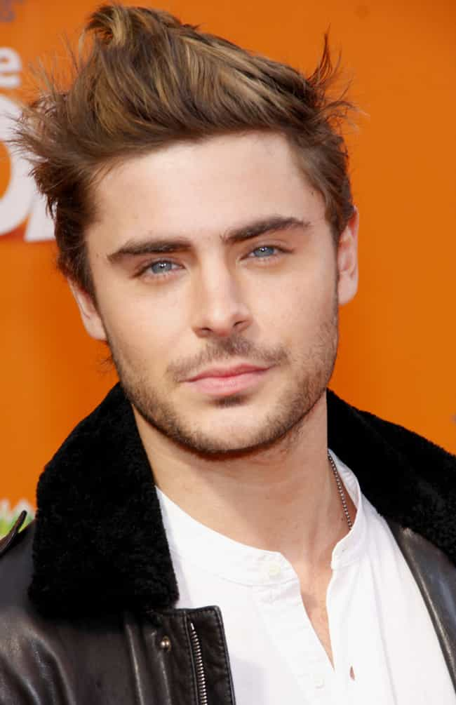 Zac Efron is listed (or ranked) 2 on the list Celebrities Who Shop at Costco