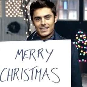 Zac Efron is listed (or ranked) 14 on the list Male Celebrities You'd Want Under Your Christmas Tree