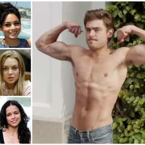 Zac Efron is listed (or ranked) 14 on the list The Biggest Manwhores in the Entertainment Industry