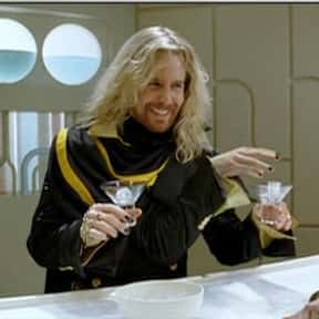 Zaphod Beeblebrox is listed (or ranked) 25 on the list The Best Alien Characters of All Time