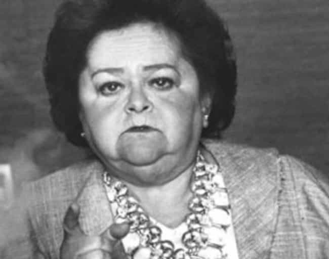 Zelda Rubinstein is listed (or ranked) 4 on the list The Most Famous Little People in the World