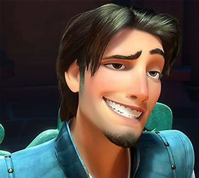 Flynn Rider is listed (or ranked) 3 on the list Disney Princes Who Clearly Have Mental Dysfunctions