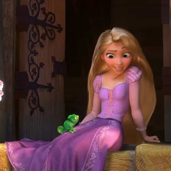 Rapunzel is listed (or ranked) 3 on the list The Best Disney Princess Everyday Looks