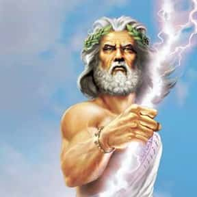 Zeus is listed (or ranked) 12 on the list The Greatest Fictional Kings
