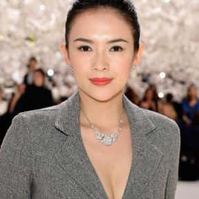 Zhang Ziyi is listed (or ranked) 5 on the list The Best Asian Actresses in Hollywood History