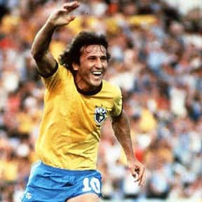 Zico is listed (or ranked) 10 on the list The Best Soccer Players from Brazil