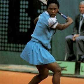 Zina Garrison is listed (or ranked) 20 on the list The Shortest Women's Tennis Players Of All Time, Ranked
