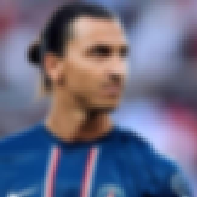 Zlatan Ibrahimović is listed (or ranked) 7 on the list List of Famous Footballers