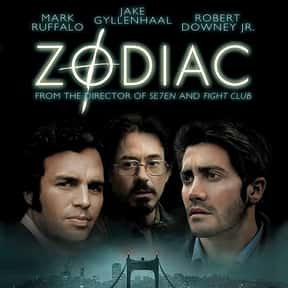 Zodiac is listed (or ranked) 14 on the list The Best Mystery Thriller Movies, Ranked