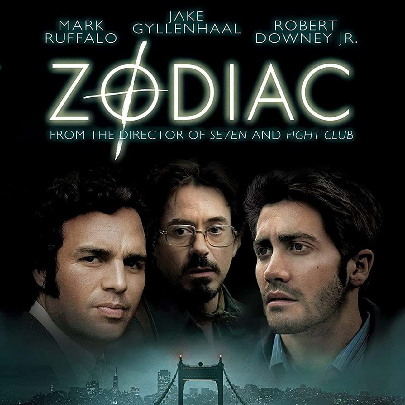 Zodiac is listed (or ranked) 4 on the list What To Watch If You Love 'The Sinner'