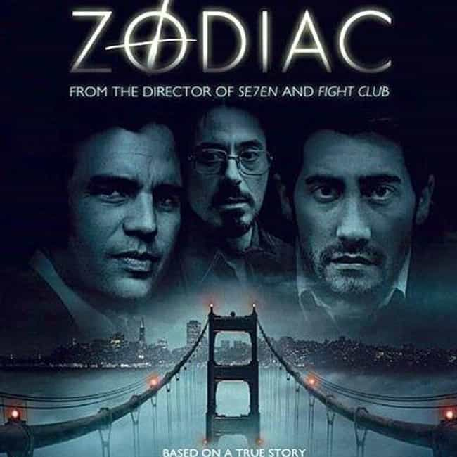 Zodiac is listed (or ranked) 1 on the list What to Watch If You Love Mindhunter