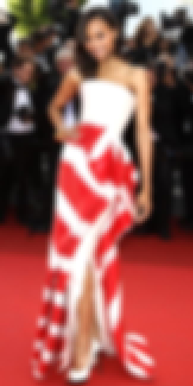 Zoe Saldana is listed (or ranked) 4 on the list The Most Stylish Female Celebrities