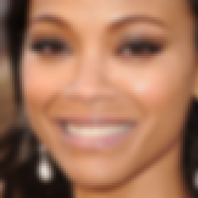 Zoe Saldana is listed (or ranked) 4 on the list The Top 10 Sexiest Women 2009