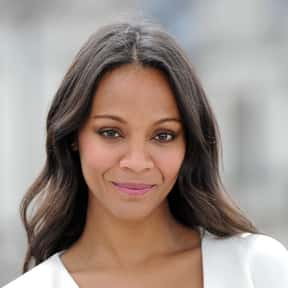Zoe Saldana is listed (or ranked) 25 on the list The Best American Actresses Working Today