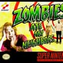 Zombies Ate My Neighbors is listed (or ranked) 37 on the list List of All Zombie Games