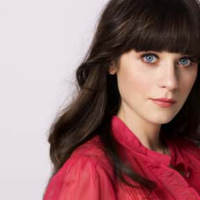 Zooey Deschanel is listed (or ranked) 11 on the list Celebrities Who Are Secret Geeks