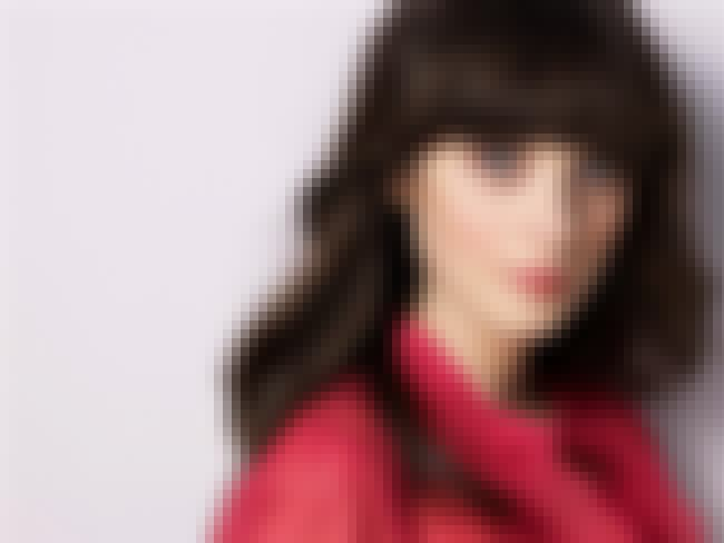 Zooey Deschanel is listed (or ranked) 1 on the list 26 Celebrities Who Are Quakers